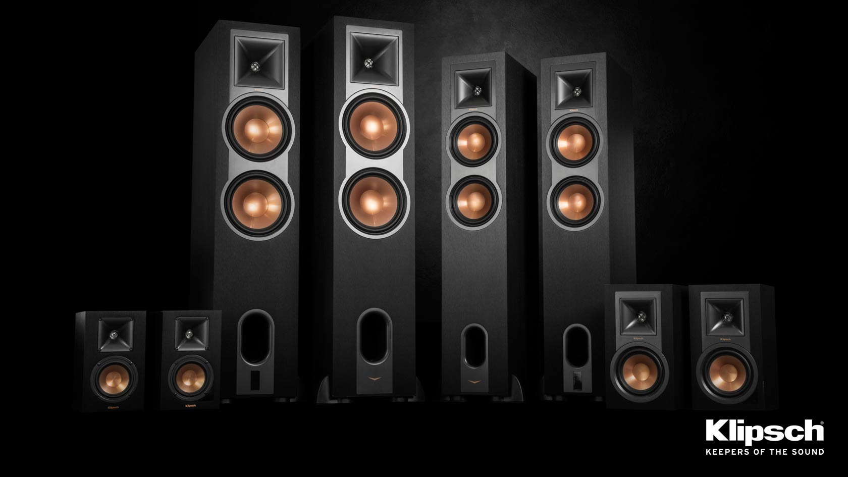 Klipsch Reference Powered Family