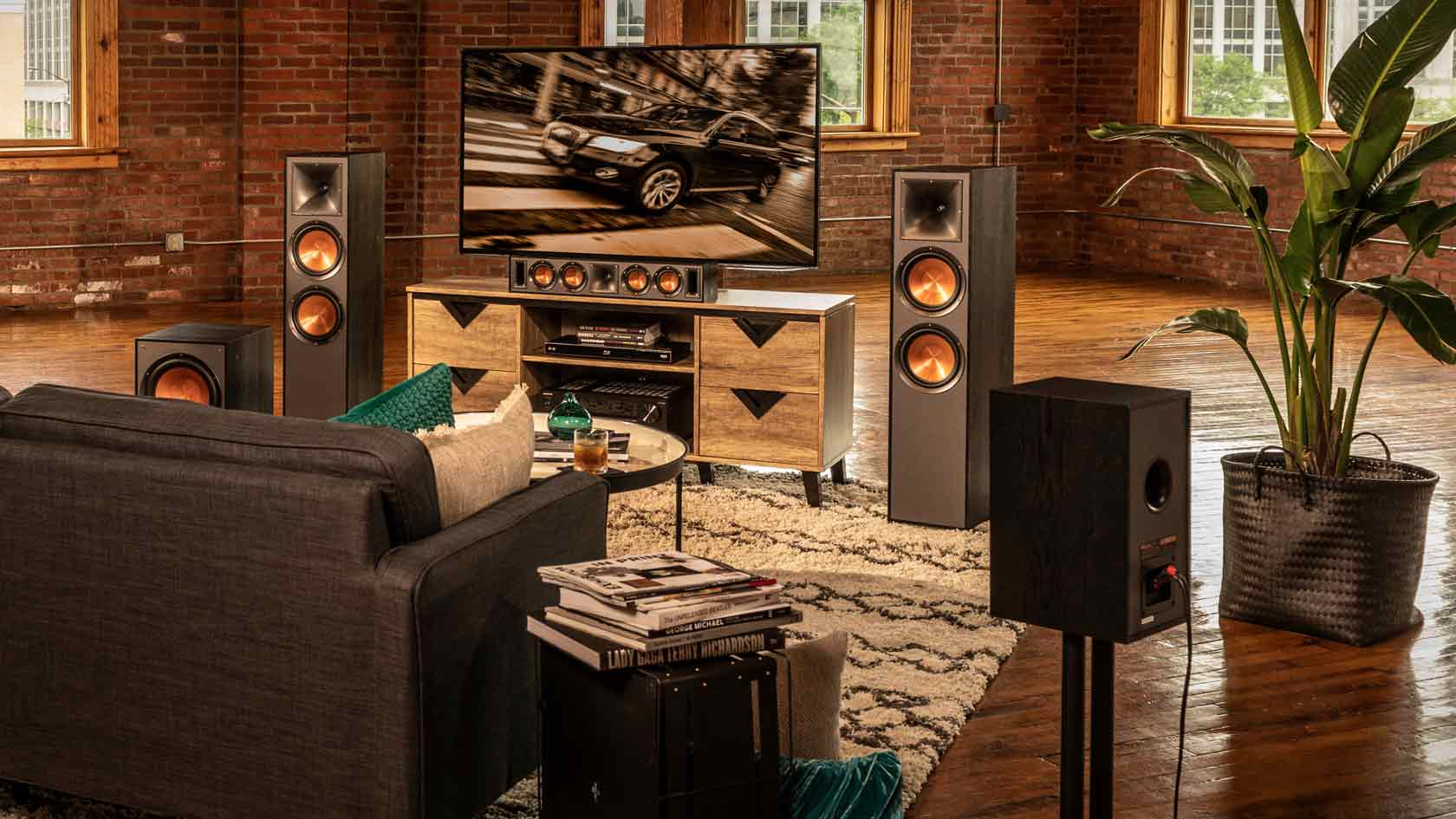 Klipsch All New Reference Premiere Series