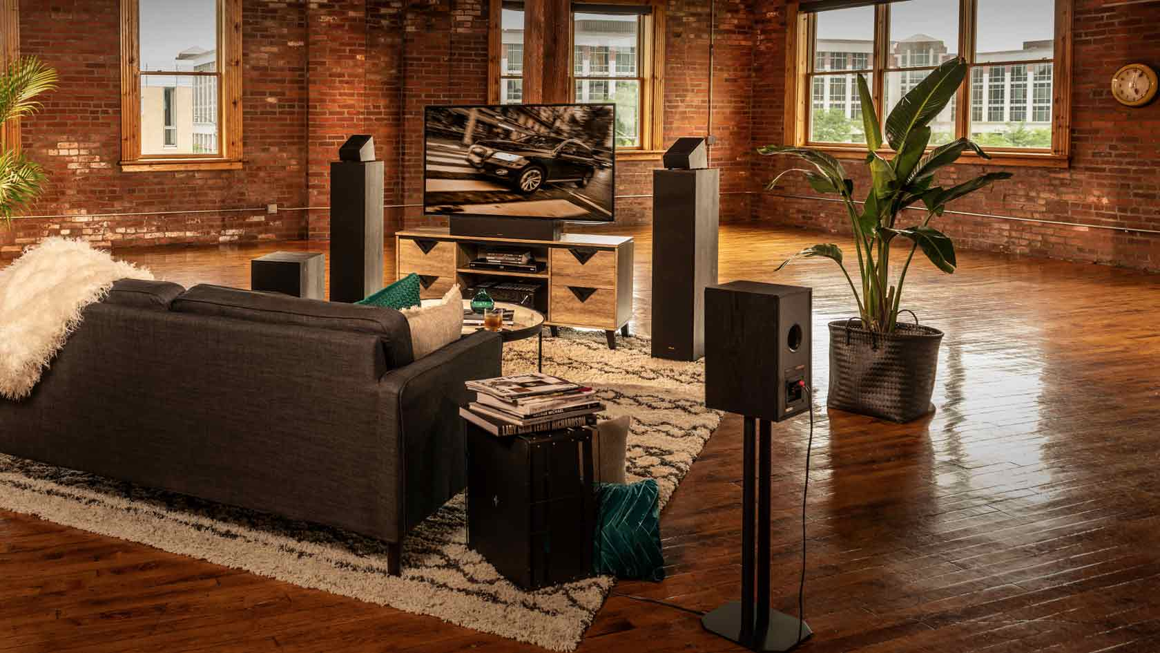 Klipsch All New Reference Premiere Series Dolby Atmos®