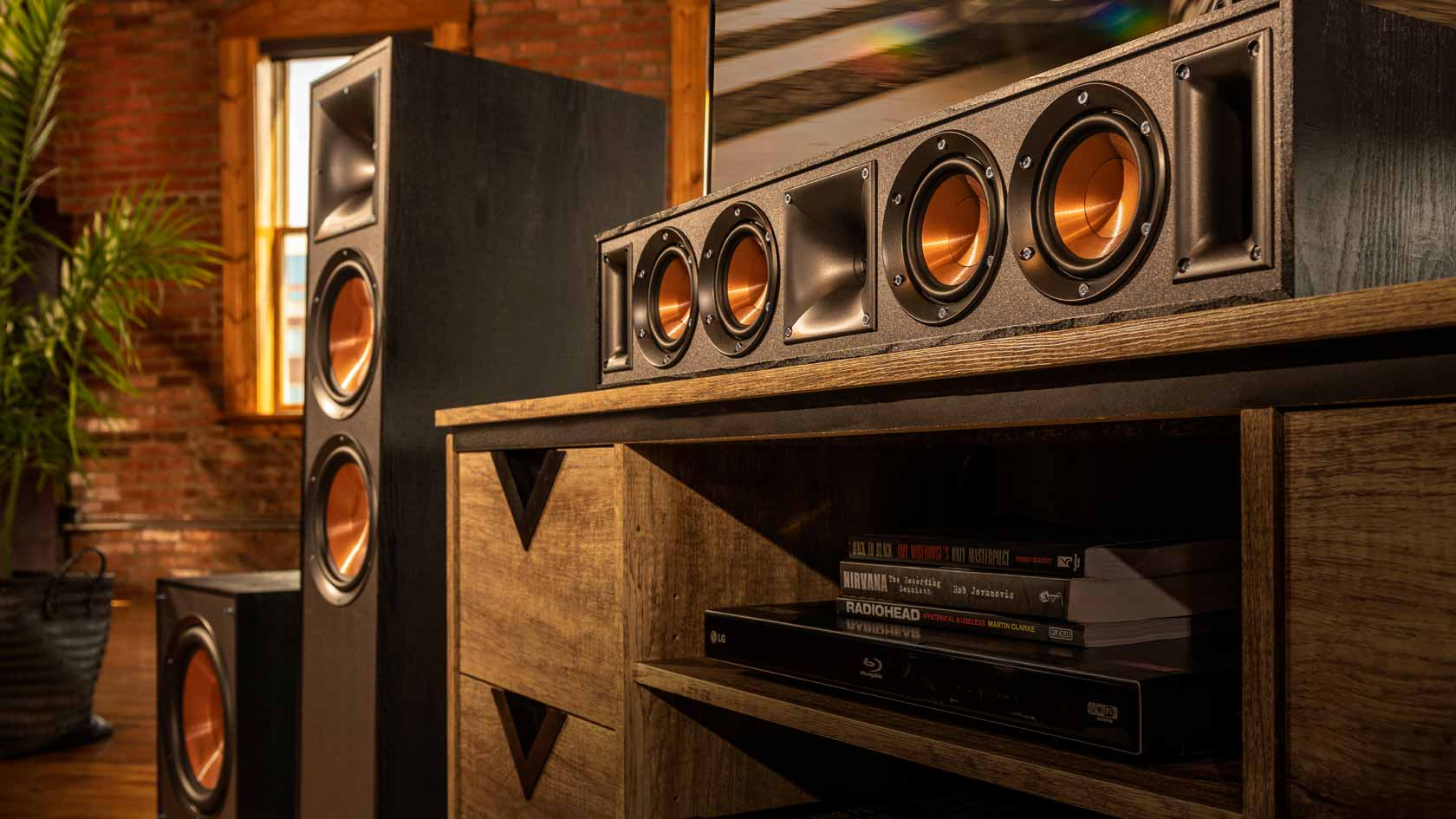 Klipsch New Reference Base Serie