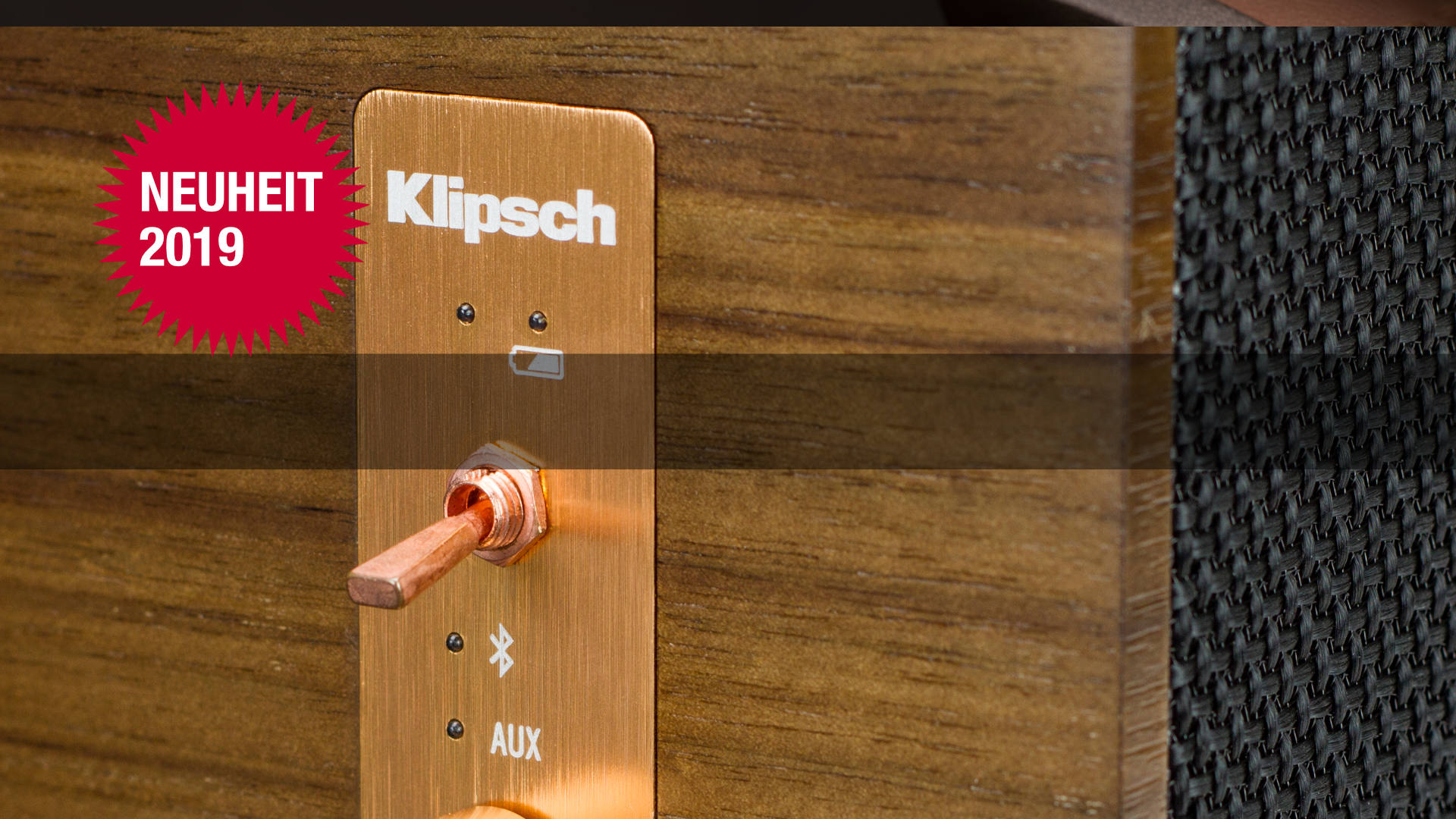 Klipsch Heritage Inspired - The One