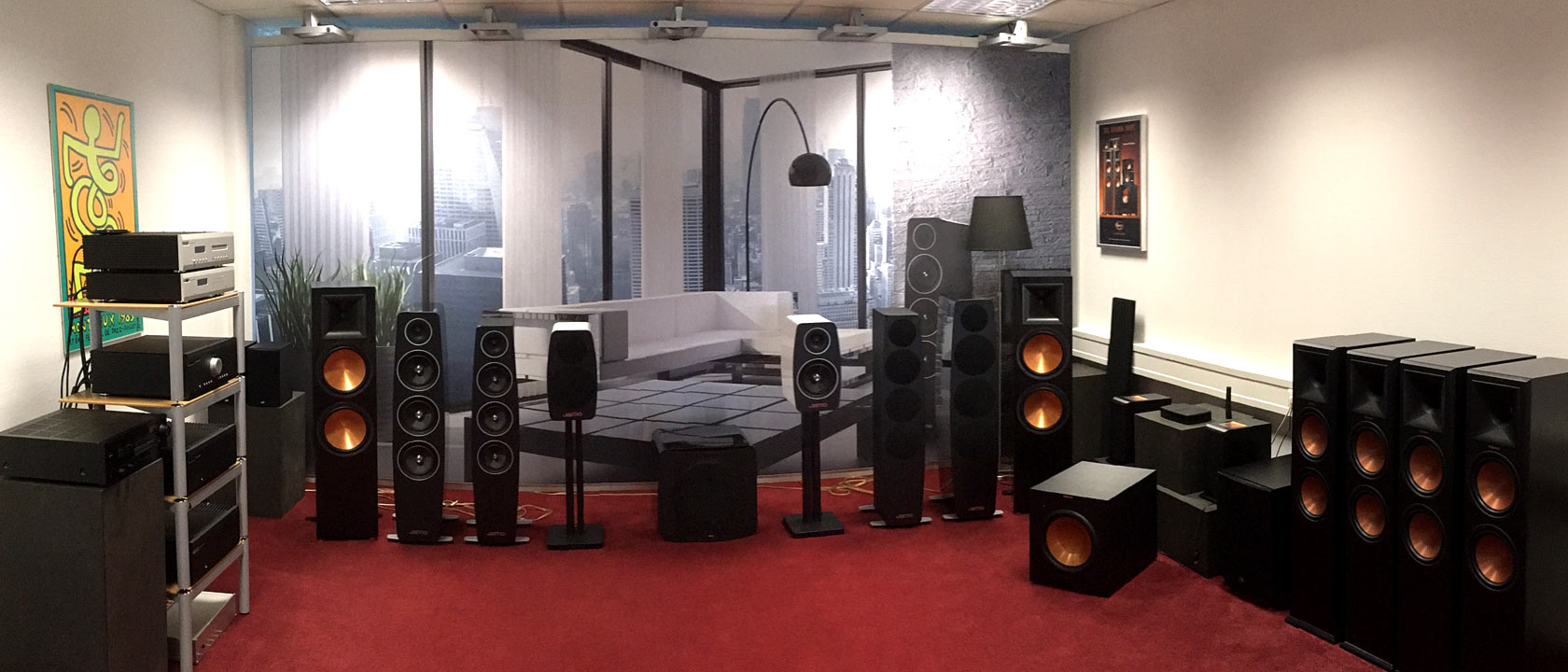Showroom Osiris Audio AG