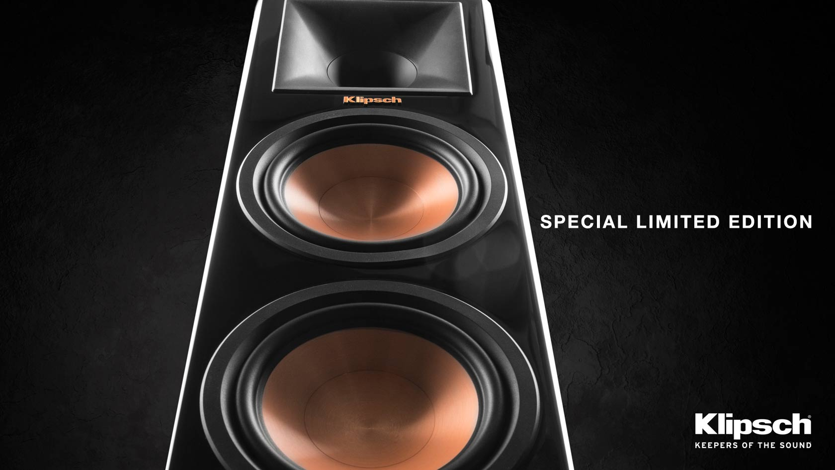 Klipsch Reference Premiere Piano Gloss Black