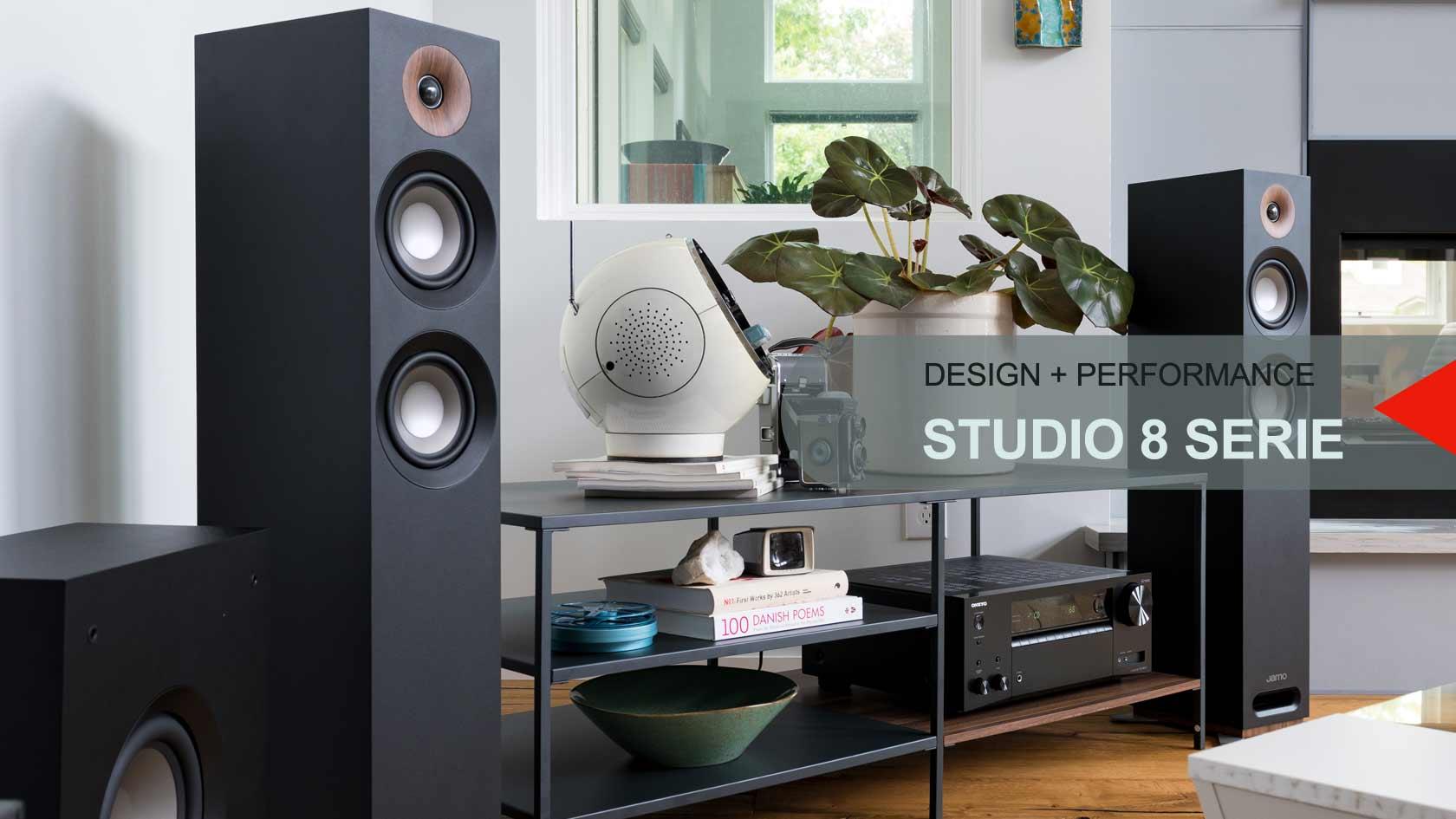 JAMO Studio 8 Serie