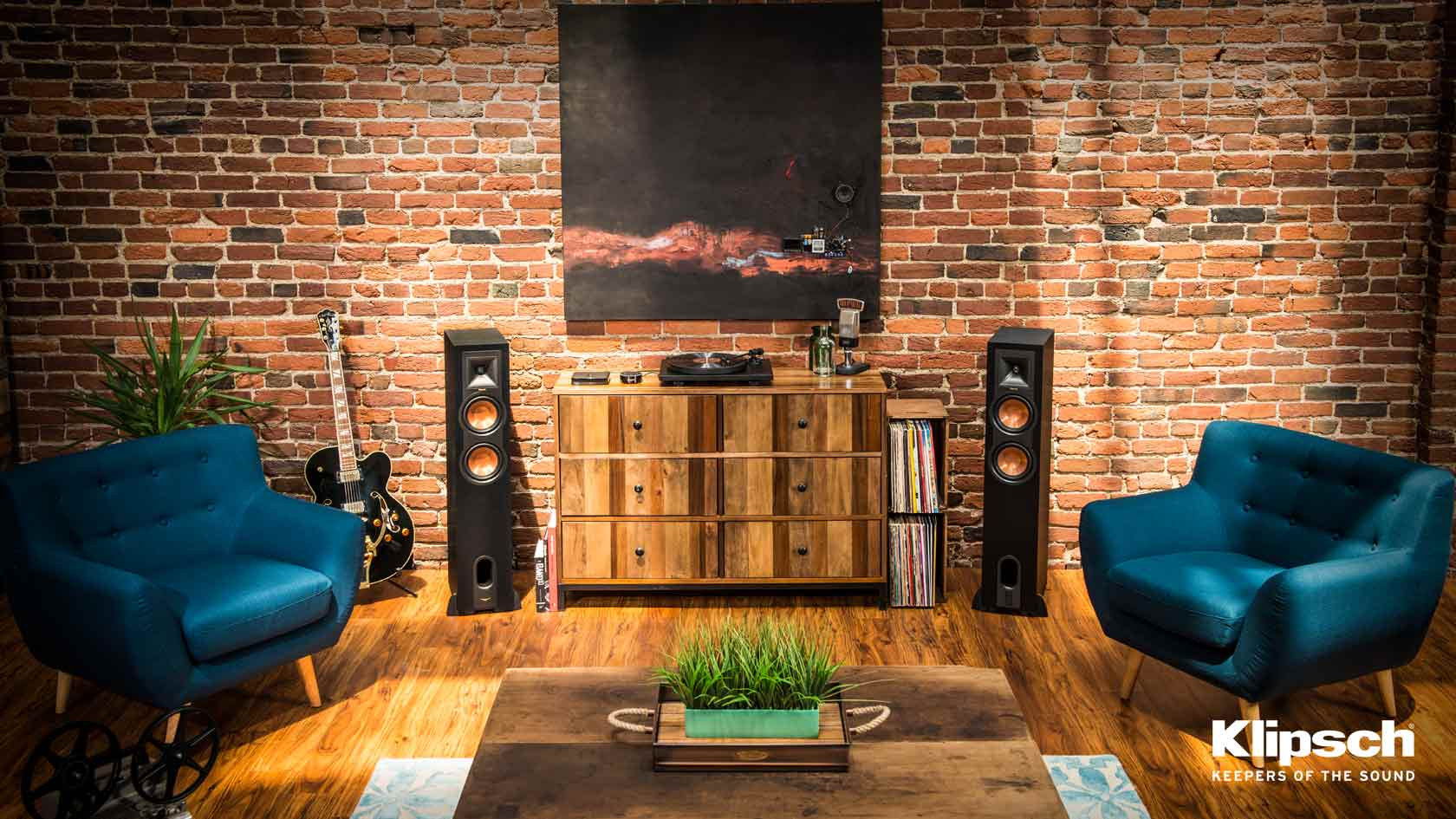 Klipsch Reference Powered Speakers R-26PF & R-28PF
