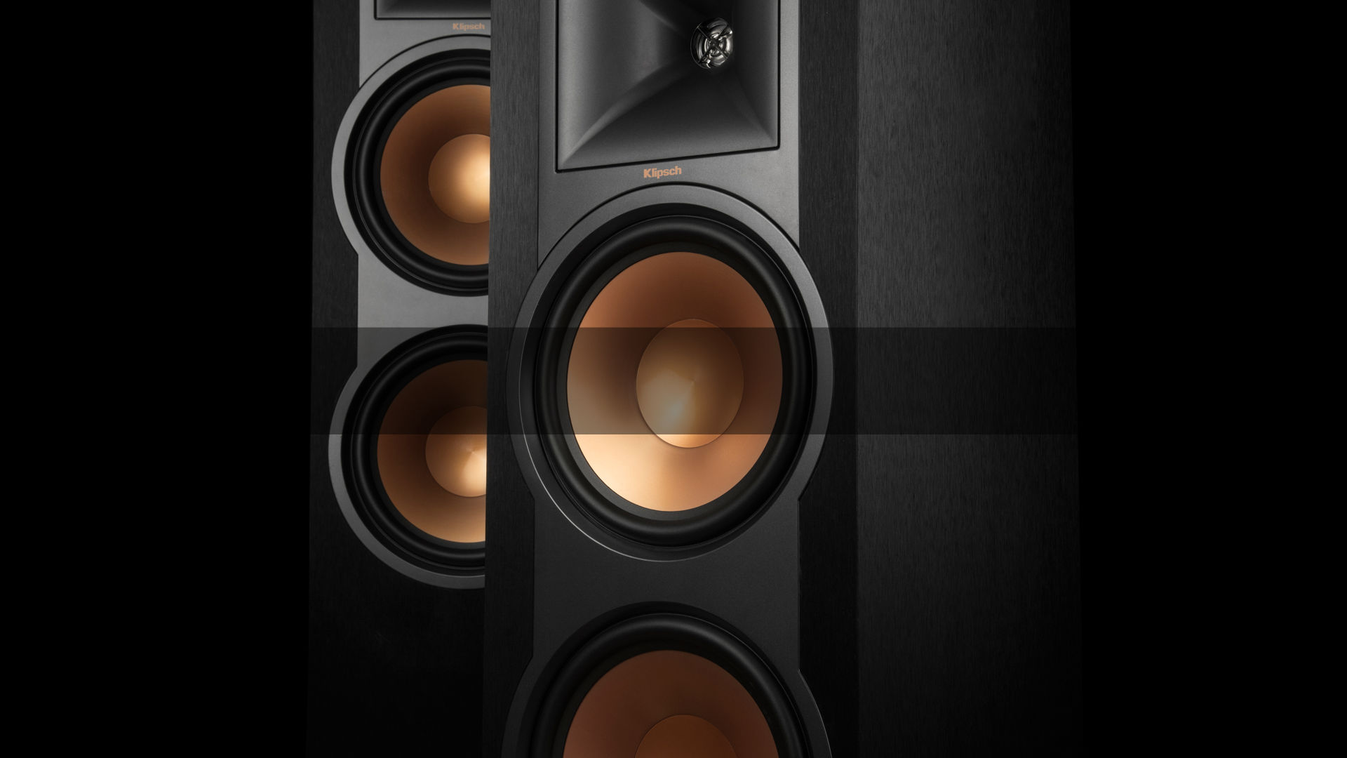 KLIPSCH GOES POWERED