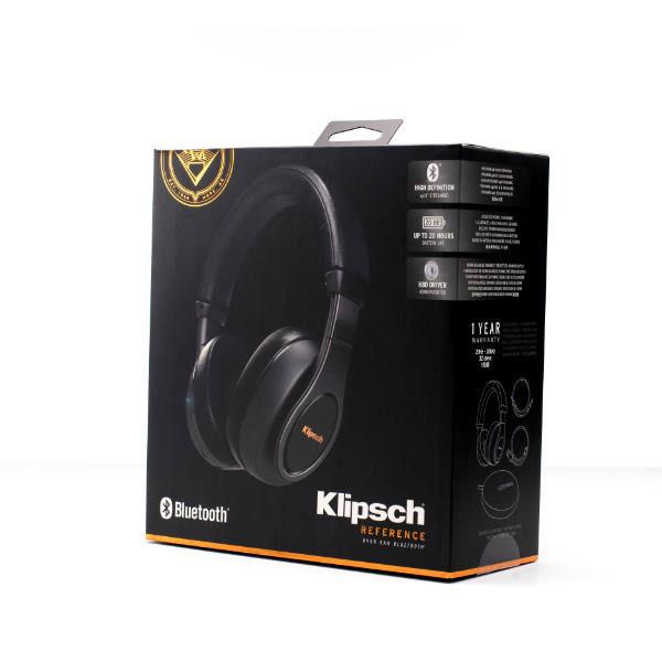 KLIPSCH REFERENCE OVER EAR HEADPHONES
